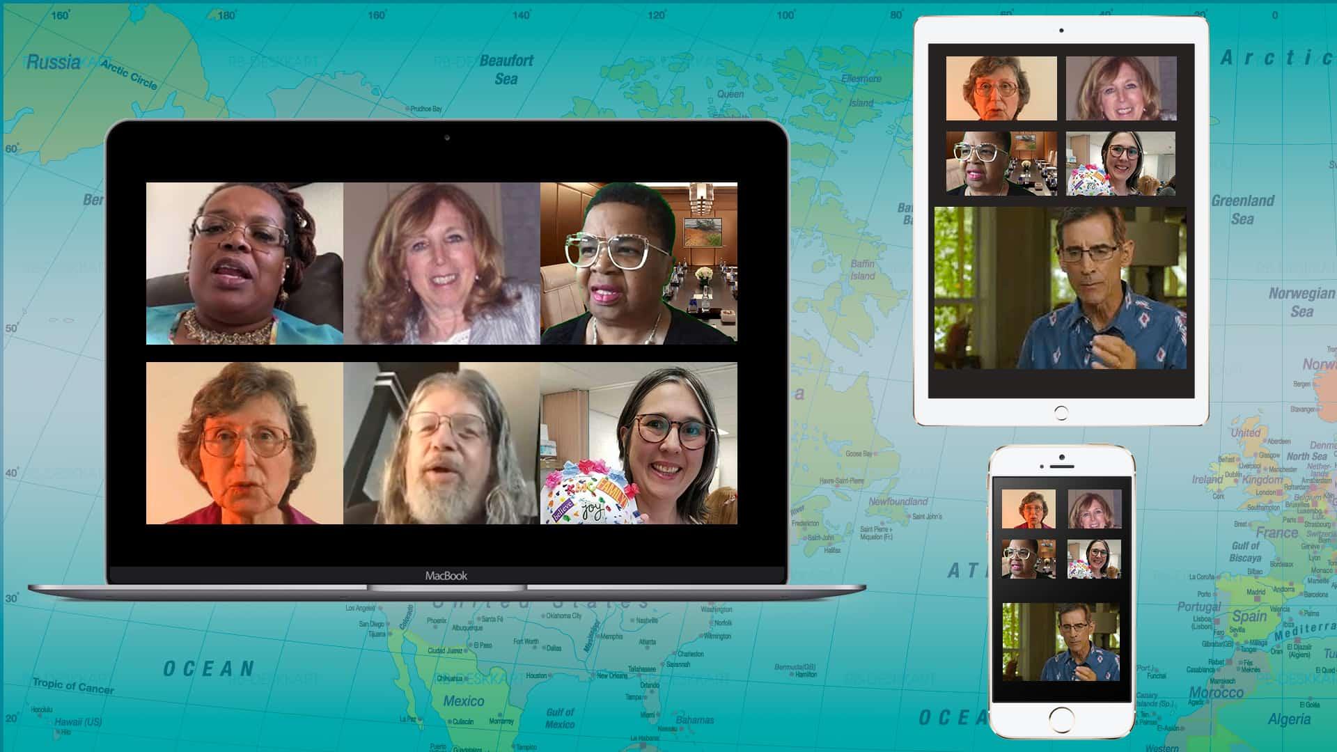 Weekly Strokefocus Online Meeting