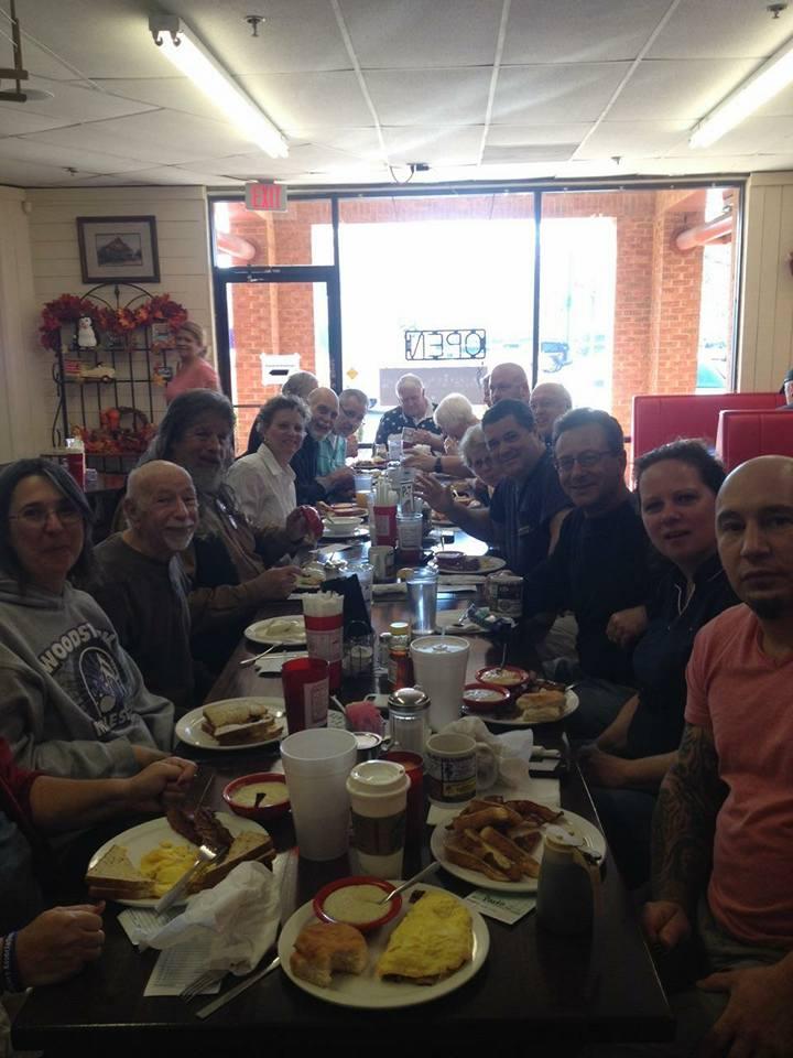 The Friday Morning Breakfast Club